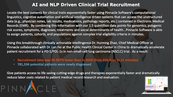 AI Driven Clinical Trial Recruitment